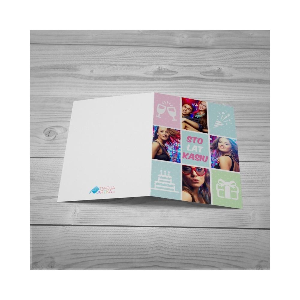 kartka urodzinowa dla dziewczyny